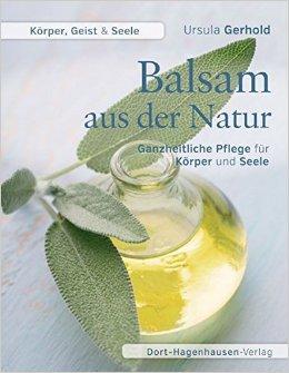 Balsam aus der Natur Buchcover